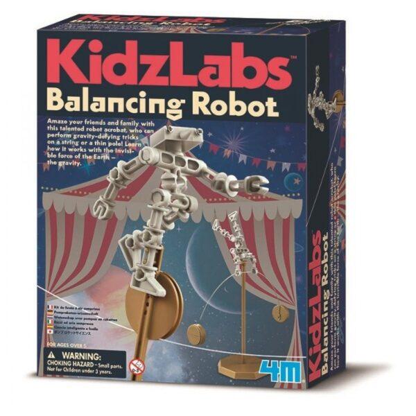 Κατασκευή ρομπότ ισορροπίας