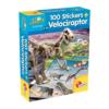 Μικροί Επιστήμονες Velociraptor +100 Stickers