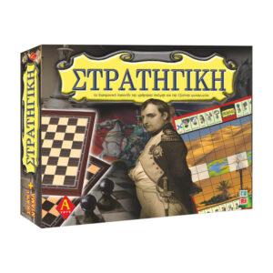 Στρατηγική με σκάκι-ντάμα