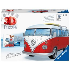 3D PUZZLE 162 ΤΕΜ. VW BUS T1