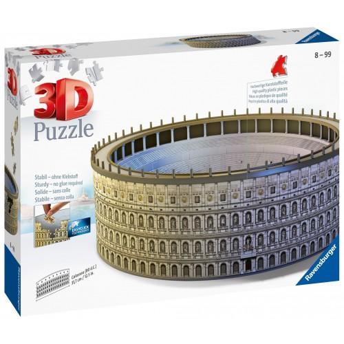 3D PUZZLE MAXI 216 ΤΕΜ. ΤΟ ΚΟΛΟΣΣΑΙΟ