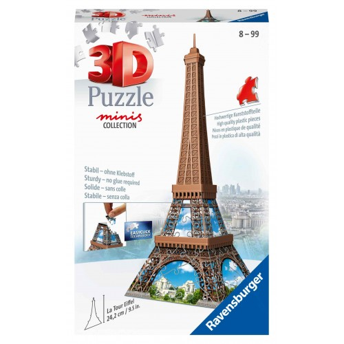 3D PUZZLE MINIS 54 ΤΕΜ. ΠΥΡΓΟΣ ΤΟΥ ΑΙΦΕΛ