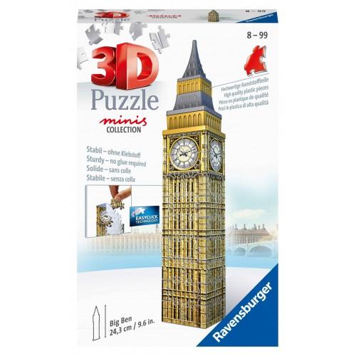 3D PUZZLE MINIS 54 ΤΕΜ. BIG BEN
