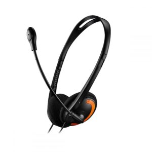 Canyon Stylish And Comfy Headset, 2 x 3.5mm, microphone