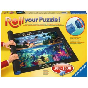 ROLL YOUR PUZZLE!